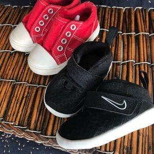 NEW Nike Air Jordan and Cat & Jack Baby Sneakers